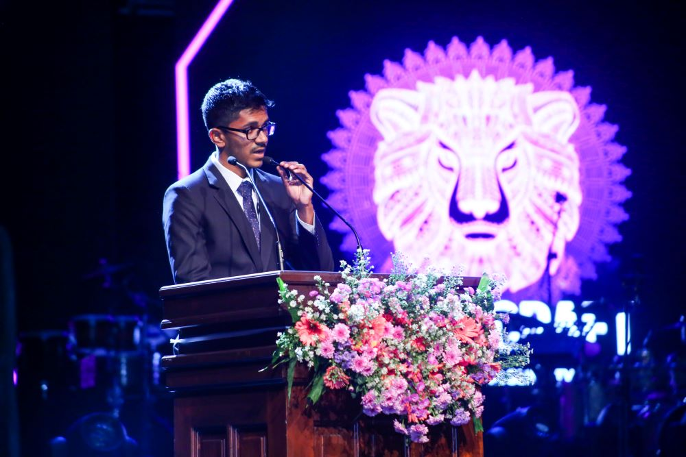 Students of IIT dazzle with Talents at Stage Craft 2020 held at Nelum Pokuna