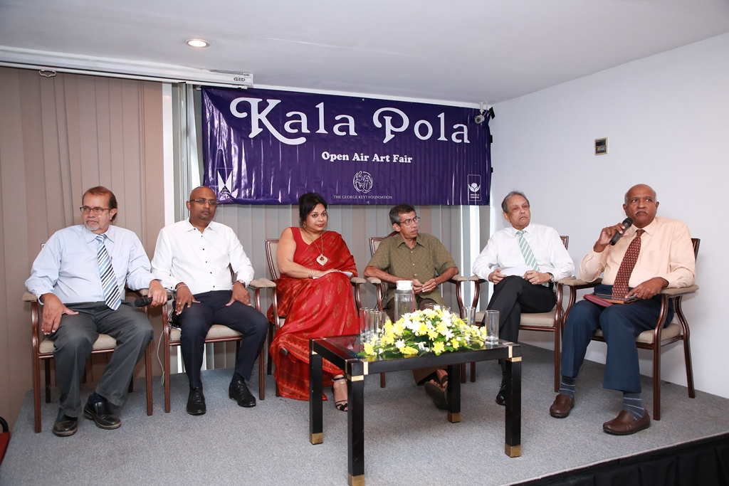 Kala Pola 2020 – Sri Lanka's largest art fair – will open on 23rd February 2020
