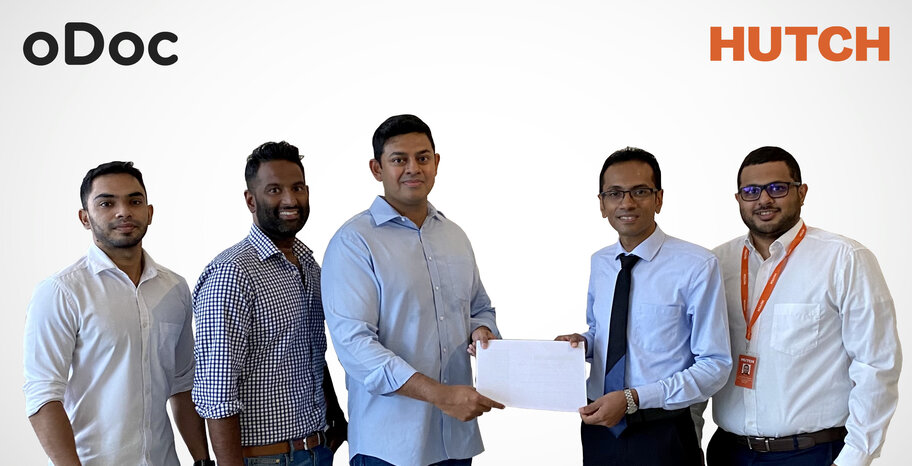 HUTCH – oDoc partnership revolutionizes Sri Lankan telemedicine