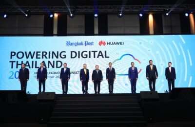 Thailand leads in race for ASEAN Digital Hub with upgraded ICT infrastructure