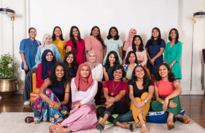 Hatch's KICKASS Series 4 empowers a new batch of women entrepreneurs together with London Stock Exchange Group Sri Lanka