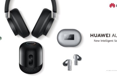 Newly launched Huawei tech devices pioneer next generation audio experience