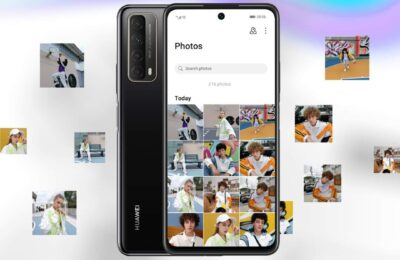 Record the best moments in life with Huawei Y7a's AI powered Quad Camera