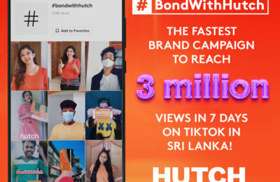 BondWithHutch TikTok COVID safety challenge racks up record 3 million views in 7 days