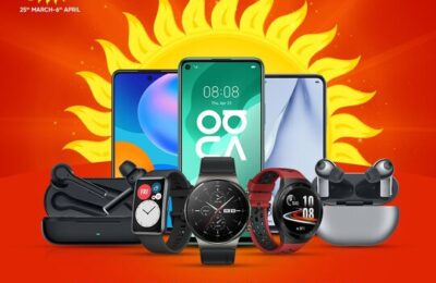 Huawei lifts festive season spirit with exciting offers for smartphone purchases via Daraz