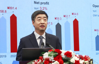 Huawei posts revenue of US $ 136.7 Bn for 2020