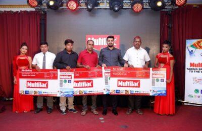 சிறப்பாக செயலாற்றியவர்களை அடையாளப்படுத்திய மல்டிலக் 'விநியோகஸ்தர் மாநாடு – 2021'