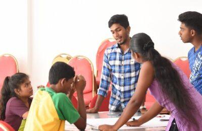 பிரிட்டிஷ் கவுன்சில் FISD உடன் இணைந்து பாலின அடிப்படையிலான வன்முறைக்கு  எதிராக 'வன்முறை இல்லா எதிர்காலம்' எனும் திட்டத்தின் மூலம் பதிலளிக்கிறது