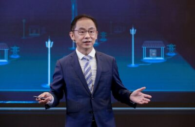 Green 5G Networks for a Low-Carbon Future – Huawei's Ryan Ding