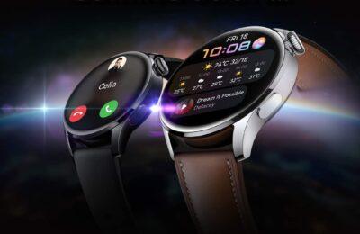 The Elegant Smartwatch of the Future Huawei Watch 3 Launching Soon in Sri Lanka.